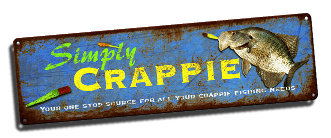 Simply Crappie...Your one stop source for all your crappie fishing needs!